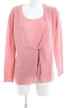 Peter Hahn Cardigan pink Casual-Look