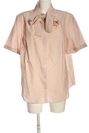 Peter Hahn Camicia blusa color carne stile professionale
