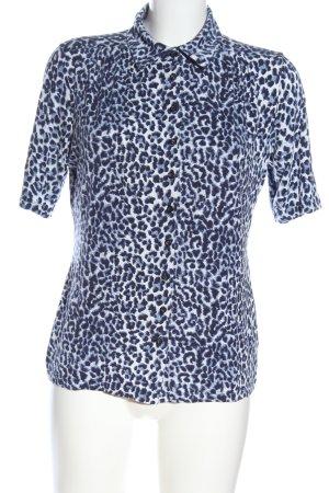 Peter Hahn Camicia blusa stampa integrale stile casual