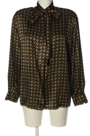Peter Hahn Camicia blusa stampa integrale stile professionale