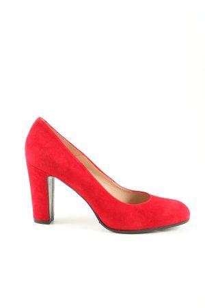 Peter Hahn High Heels rot Casual-Look