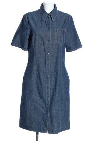 Peter Hahn Jeanskleid blau Casual-Look