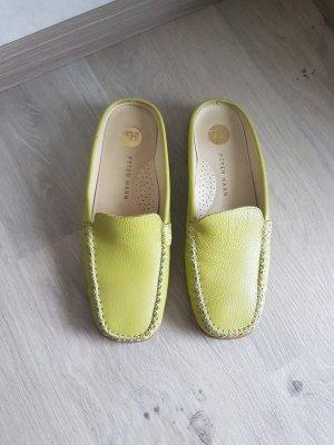 Peter Hahn Leder Sandalen Schuhe neu