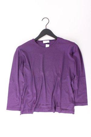 Peter Hahn Manica lunga lilla-malva-viola-viola scuro Cotone