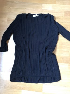Peter Hahn Long Sweater black