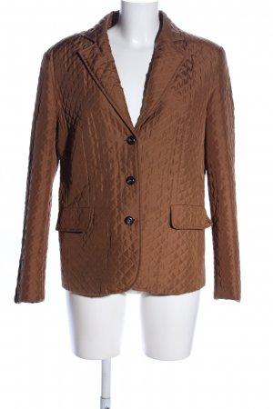 Peter Hahn Steppjacke bronzefarben Steppmuster Casual-Look