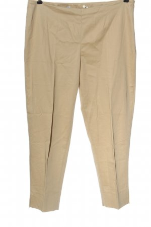 Peter Hahn Jersey Pants cream business style