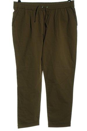 Peter Hahn Pantalone jersey cachi stile casual