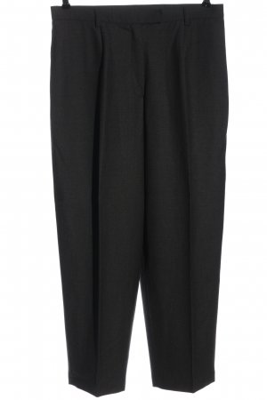 Peter Hahn Pantalone jersey grigio chiaro stile professionale