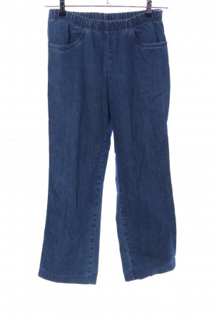 Peter Hahn Stretch jeans blauw casual uitstraling