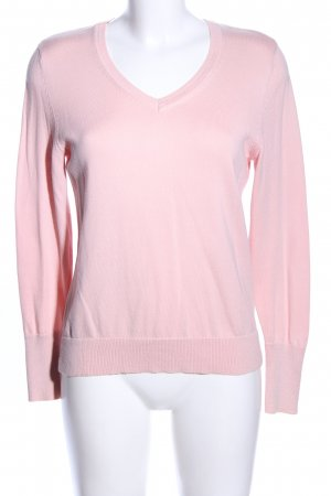 Peter Hahn Strickpullover pink Casual-Look