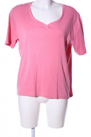 Peter Hahn T-Shirt pink Casual-Look
