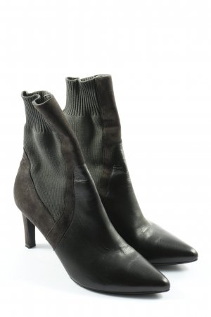 Peter Kaiser Ankle Boots schwarz Casual-Look