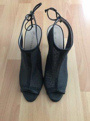 Peter Kaiser Ankle Boots Gr. 38 schwarz