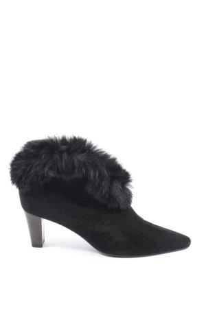 Peter Kaiser Booties black elegant