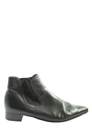 Peter Kaiser Chelsea Boots schwarz Casual-Look