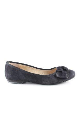 Peter Kaiser Foldable Ballet Flats black casual look