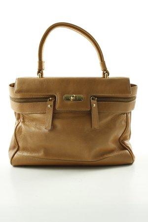 Peter Kaiser Handtasche bronzefarben Business-Look