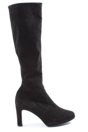 Peter Kaiser High Heel Stiefel schwarz Elegant