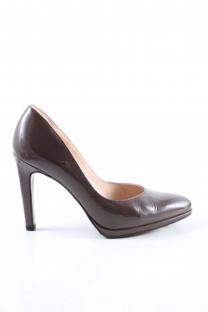 Peter Kaiser High Heels braun Casual-Look
