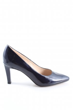 Peter Kaiser High Heels blau Casual-Look