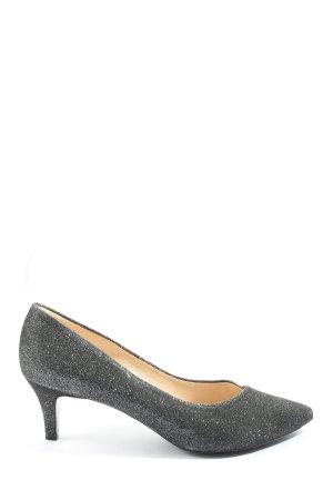 Peter Kaiser Zapatos Informales color plata elegante