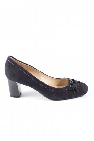 Peter Kaiser Mary Jane Pumps schwarz Casual-Look