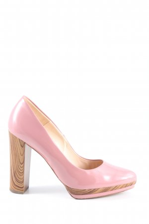 Peter Kaiser Plateau-Pumps pink Casual-Look