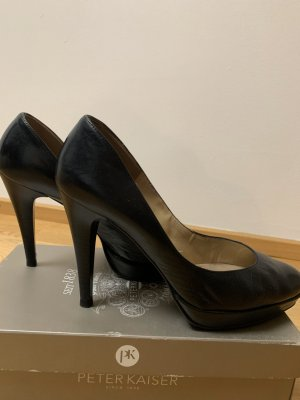 Peter Kaiser Platform Pumps black