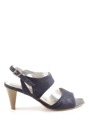Peter Kaiser Riemchen-Sandalen blau Elegant