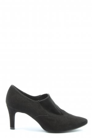 Peter Kaiser Slip-on Shoes black casual look