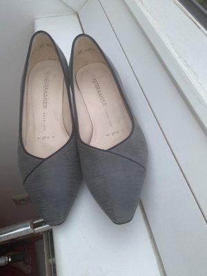 Peter Kaiser Schuhe in Grau, 36, 2x mal getragen, 30€