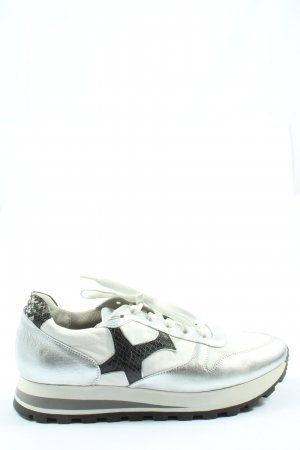 Peter Kaiser Chaussure skate motif animal style décontracté