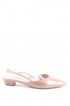 Peter Kaiser Slingback-Pumps creme Casual-Look