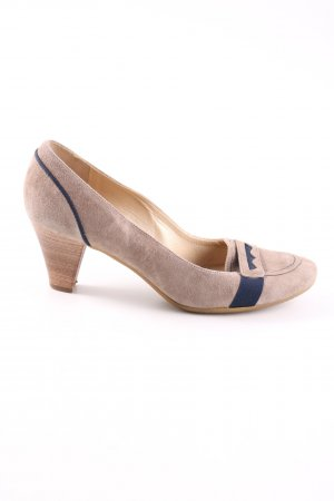 Peter Kaiser Spitz-Pumps nude Casual-Look