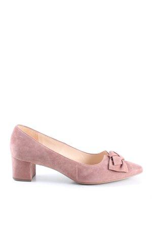 Peter Kaiser Spitz-Pumps pink Business-Look
