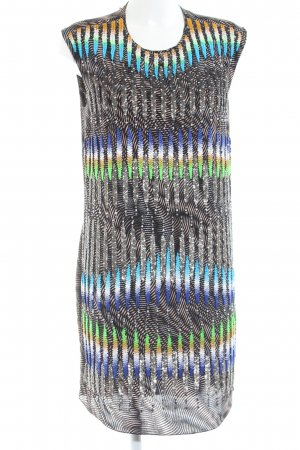 Peter Pilotto Sequin Dress abstract pattern extravagant style