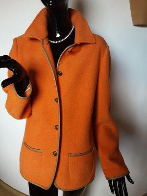 unnützer Wool Jacket beige-dark orange