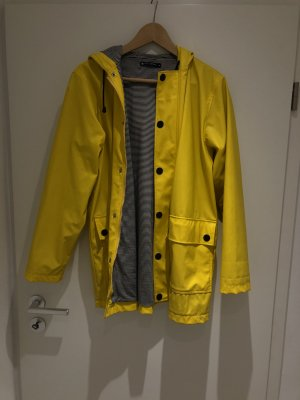Petit bateau Manteau de pluie jaune primevère