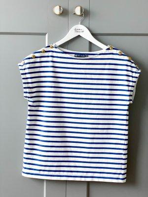 Petit Bateau Streifenshirt T-Shirt Größe M