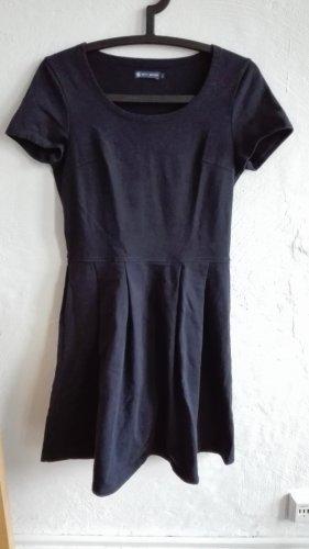 Petit bateau Shirt Dress blue-dark blue cotton