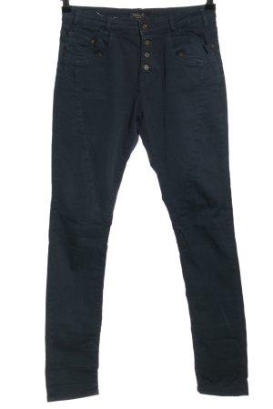 Petra R Jeans stretch bleu style décontracté