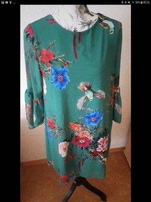 unbekannte Sukienka tunika Wielokolorowy