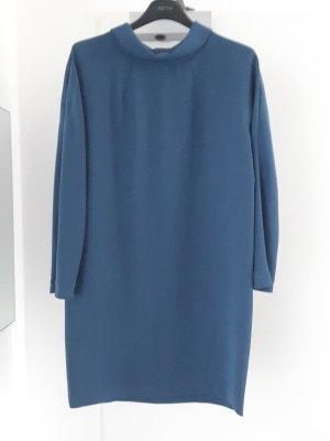Petrol-farbenes Kleid von Tara Jarmon