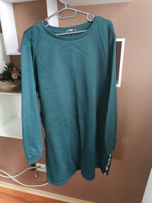 Page one Sweater Dress petrol