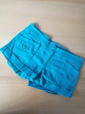 Supre Shorts petrolio-blu cadetto