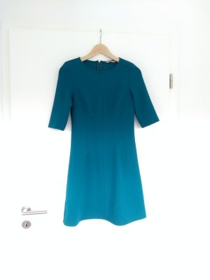 Darling A Line Dress petrol-cadet blue