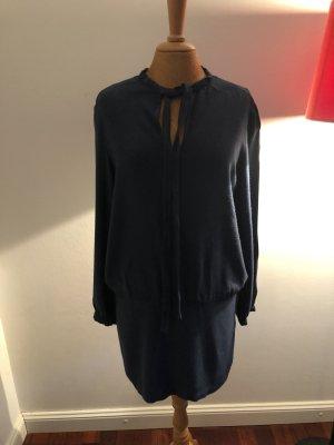 Petrolfarbenes Kleid/Tunika