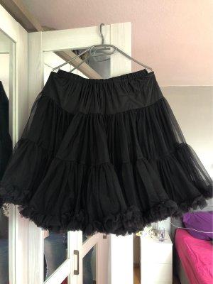 Banned Apparel Sottogonna nero