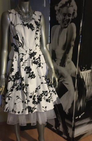 Petticoatkleid , auch ohne Petticoat zu tragen